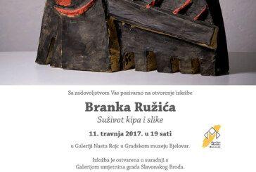 Branko Ružić (1919.-1997.) – Izložba u u Gradskom muzeju Bjelovar