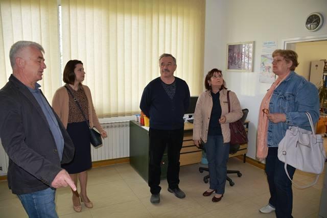 Radovi na obnovi ambulante u Hercegovcu privode se kraju
