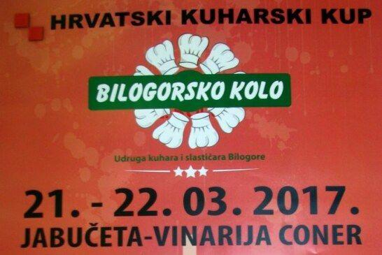 Udruga kuhara i slastičara Bilogore na prijemu u Bjelovarsko-bilogorskoj županiji