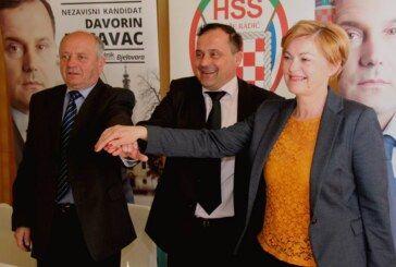 Davorin Posavac dobio podršku HSS-a Braće Radić