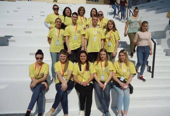 Medicinska škola Bjelovar na Danima E-medice 2017.