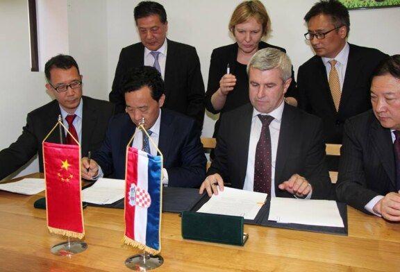 Na Bjelovarskom sajmu potpisan sporazum između Ministarstva poljoprivrede i kineskog izaslanstva