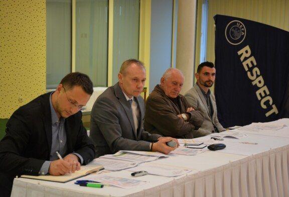 Slavko Prišćan ponovo izabran za predsjednika Nogometnog saveza BBŽ