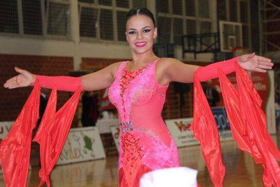Bjelovar kao domaćin plesnog natjecanja u standardnim i latinsko-američkim plesovima