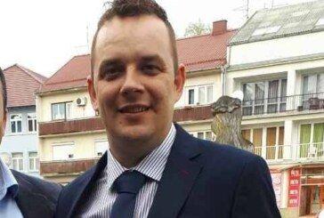 Sebastijan Svat službeno predstavio svoju kandidaturu za gradonačelnika Grubišnog Polja