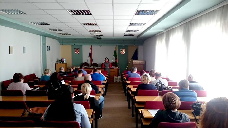 Održana godišnja skupština Zajednice kulturno-umjetničkih udruga BBŽ
