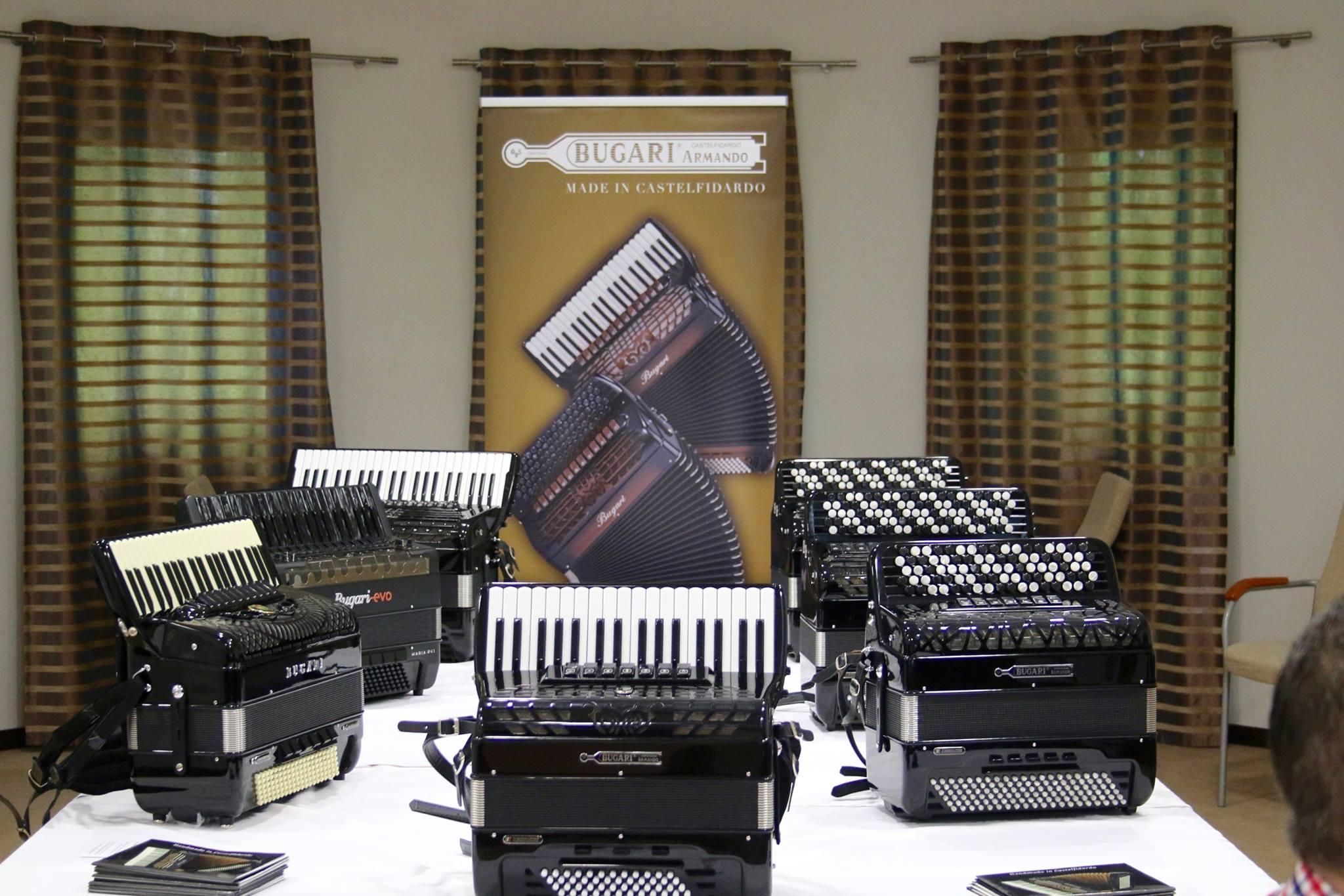 Daruvar - Održano 8. hrvatsko natjecanje za harmoniku