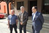Damir Bajs i Josip Bartolčić potvrdili razvoj cestovne infrastrukture na području Općine Ivanska