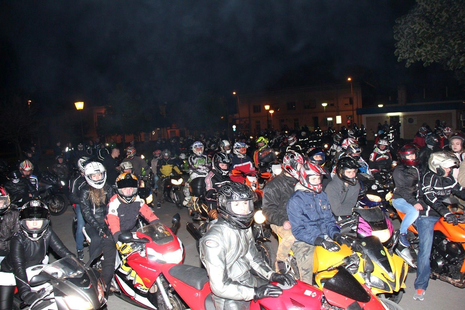 Bjelovar – Jedinstvenom moto budnicom počela proslava Međunarodnog praznika rada