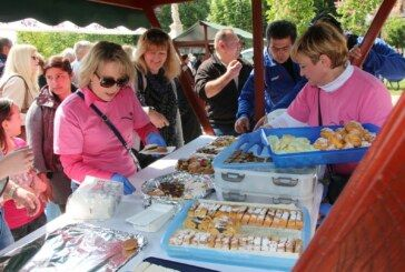Bjelovar – Nakon budnice Bjelovarčani uživali u grahu, kolačima, pivi i sladoledu