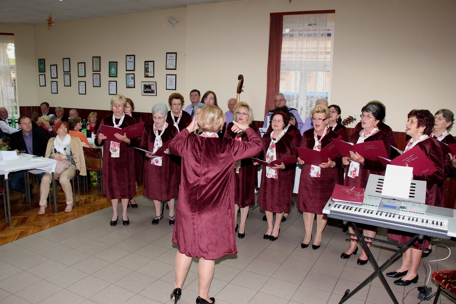 "Održana ""Večer pjesme"" u organizaciji Češke obec Bjelovar"