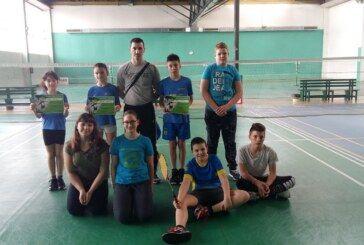 Zadnje kolo Zagrebačke badmintonske lige