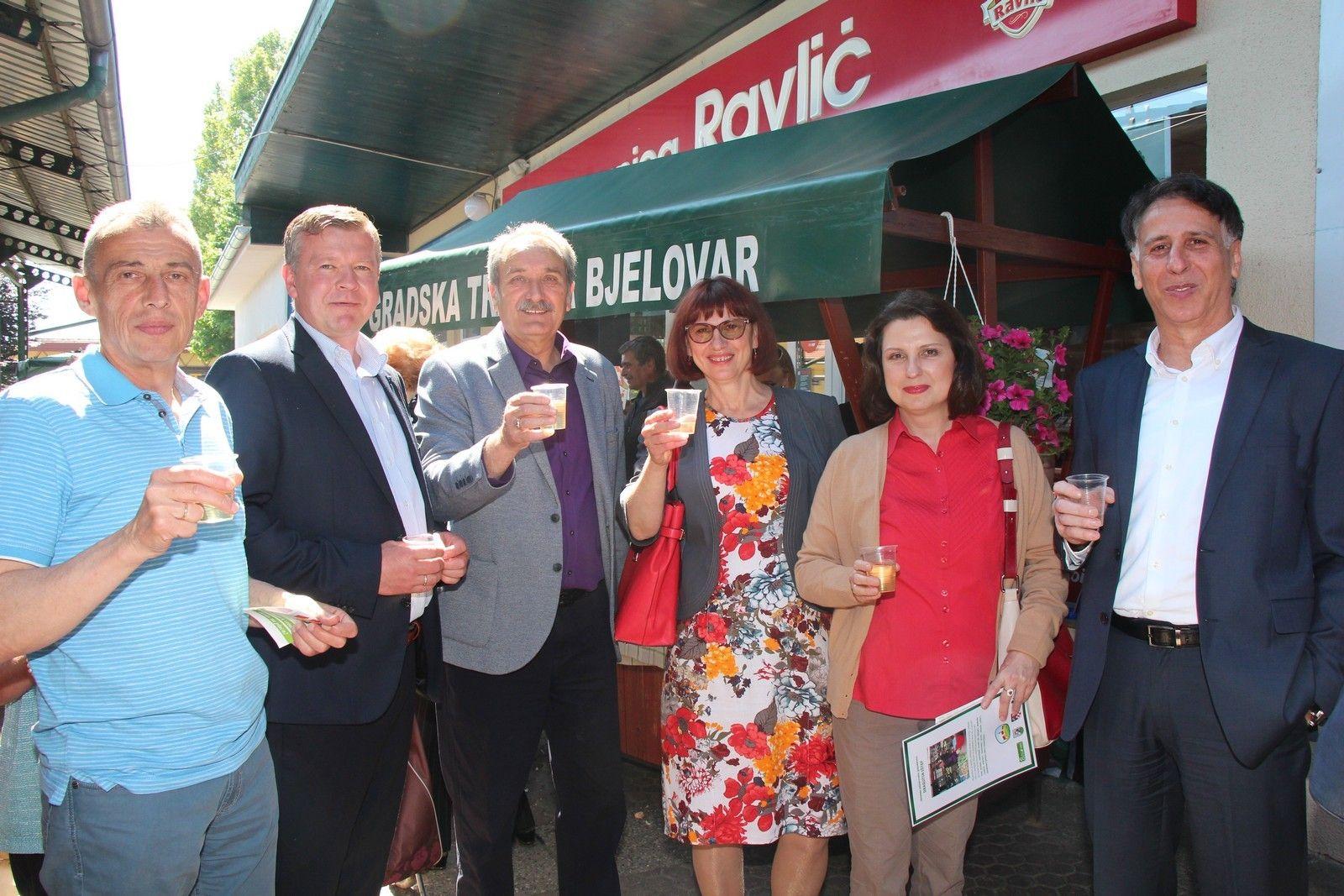 Bjelovar - Petu godinu zaredom dodijeljeni certifikati o podrijetlu proizvoda