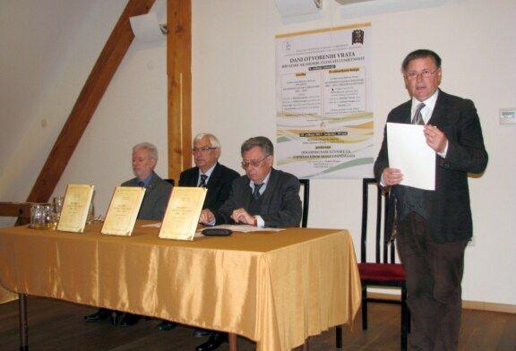 Održani Dani otvorenih vrata Hrvatske akademije znanosti i umjetnosti