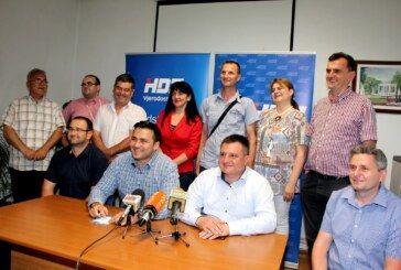 U drugom krugu lokalnih izbora, HDZ s koalicijskim partnerima daje podršku Dariu Hrebaku