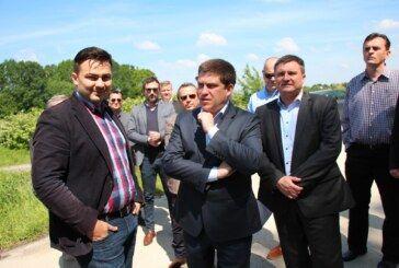 Ministar Butković: Slijedeće godine kreće izgradnja brze ceste od Farkaševca prema Bjelovaru