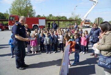 Održan Dan otvorenih vrata u Javnoj vatrogasnoj postrojbi Grada Bjelovara