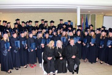 Na petoj svečanoj promociji  u Bjelovaru, diplome dobilo 68 studenata prvostupnika mehatronike i sestrinstva i najavljeno otvaranje trećeg stručnog studija