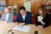 "Župan Bajs svojim potpisom dao potporu projektu ""Rekonstrukcija i dogradnja Osnovne škole u Velikom Trojstvu"""