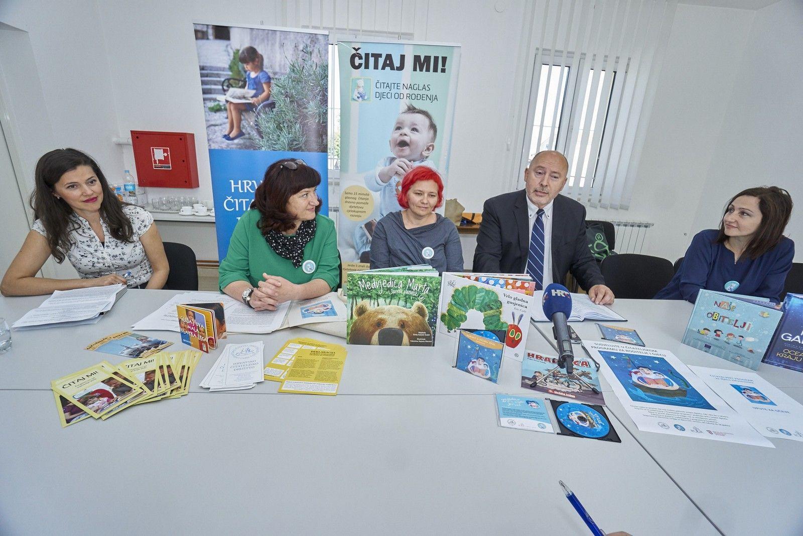 Bjelovar - Roditelji u zatvoru dobili priliku čitati knjige i slikovnice svojoj djeci