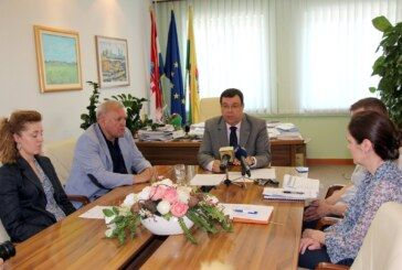Bjelovarsko-bilogorski župan Damir Bajs održao konferenciju za medije vezanu za projekt CGO DOLINE koji je ukinut od strane Vlade RH