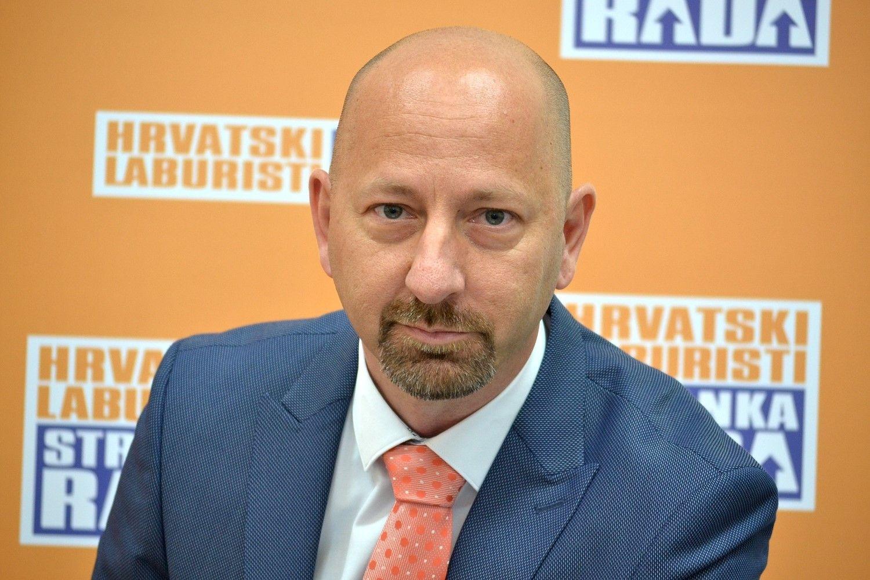 David Bregovac Hrvatski laburisti predsjednik
