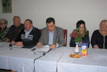 Potpisan novi ugovor o financijskoj potpori Županije s Maticom umirovljenika Bjelovar