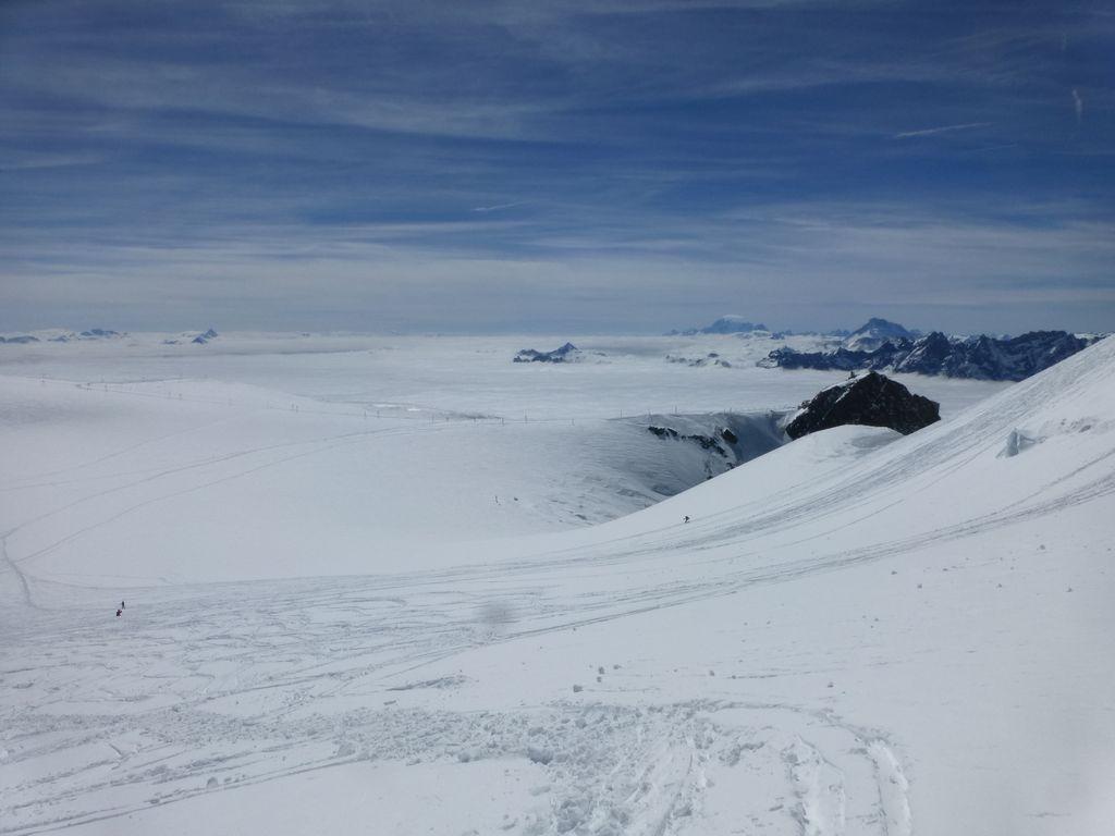 U bjelini Alpi