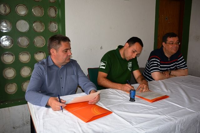 """DONACIJA PBZ-a UDRUZI GRAĐANA NK """"BŠK"""" BREZOVAC"""