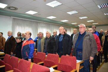 Održana redovna godišnja skupština udruge 105. brigade Hrvatske vojske