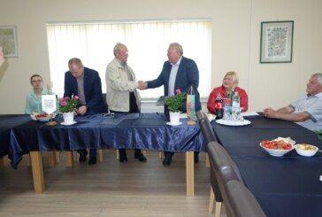 Financijska potpora BBŽ Udruzi umirovljenika Rovišće i Udruzi matice umirovljenika Kapela