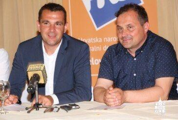 Podrška HNS-a i Međimurske županije Davorinu Posavcu