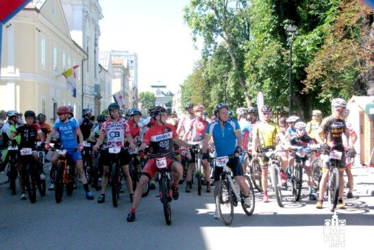 """U Bjelovaru održana biciklistička utrka """"Terezijaner MTB XC maraton"""""""
