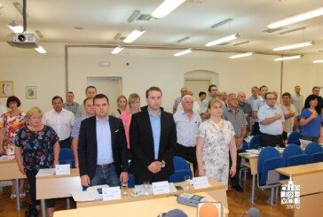 Prvi aktualni sat Gradskog vijeća Grada Bjelovar pod novim vodstvom grada