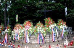 Prisjećanje na žrtve jugo – komunističkog boljševizma u bjelovarskoj šumi Lug