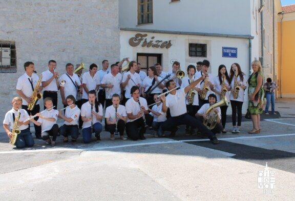 Puhački orkestar Čazma predstavljao Bjelovarsko-bilogorsku županiju na 31. susretima Hrvatskih puhačkih orkestara