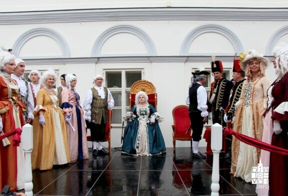 Veliki svečani bal u čast dolaska carice Marije Terezije otvorio najveću bjelovarsku manifestaciju Terezijanu