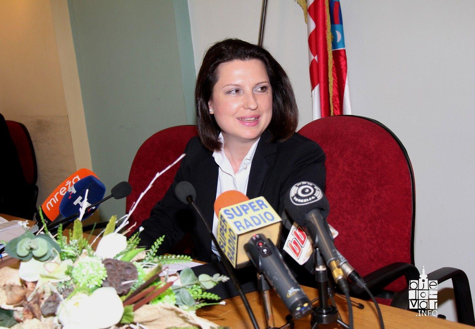 Za predsjednicu Županijske skupštine Bjelovarsko bilogorske izabrana Đurđica Ištef Benšić, za potpredsjednike Zlatko Barila i Silvestar Štefović