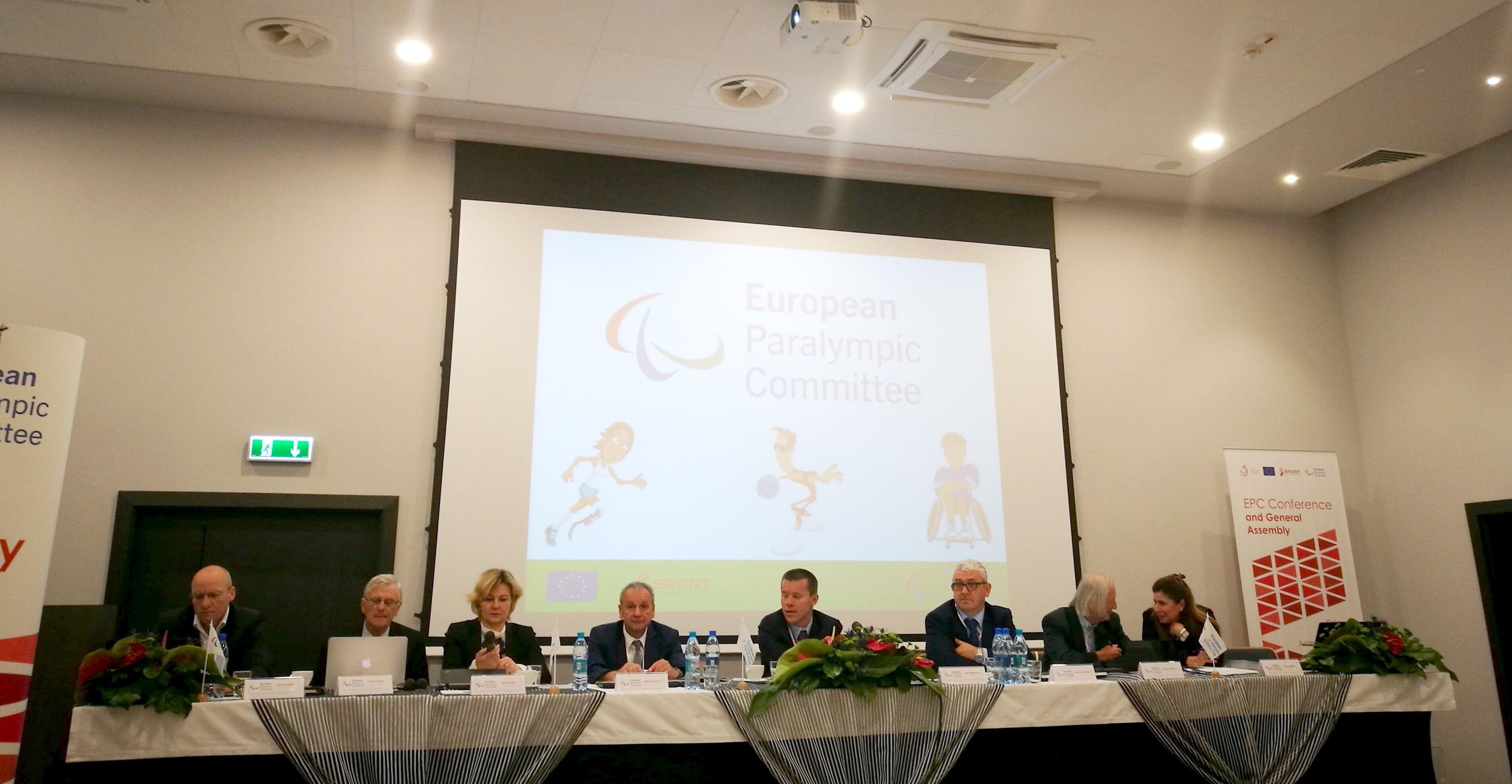 Ratko Kovačić izabran za predsjednika Europskog paraolimpijskog odbora