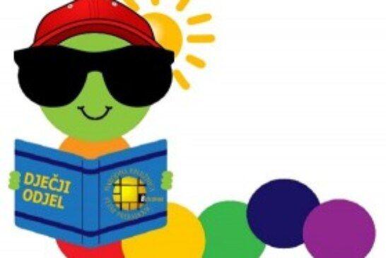 Ljetni praznici na Dječjem odjelu Narodne knjižnice Petar Preradović Bjelovar