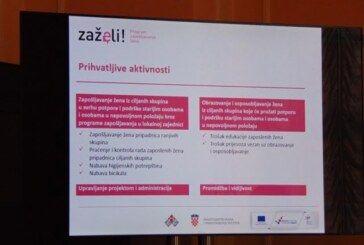 Predsjednik Vlade RH Andrej Plenković: Program ZAŽELI omogućit će smanjenje broja nezaposlenosti žena i osigurati skrb starijim sugrađanima