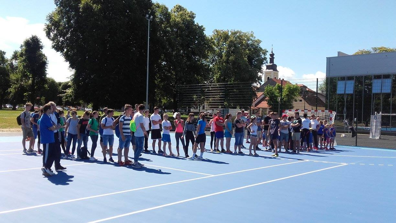 Challenge cup u sklopu projekta Sport Over Borders