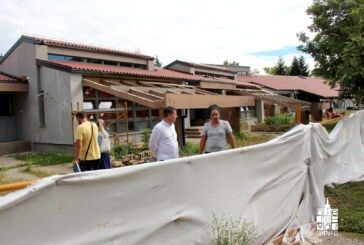 Gradonačelnik Dario Hrebak obišao radove na Dječjem vrtiću Bjelovar, završetak najavljuje za rujan