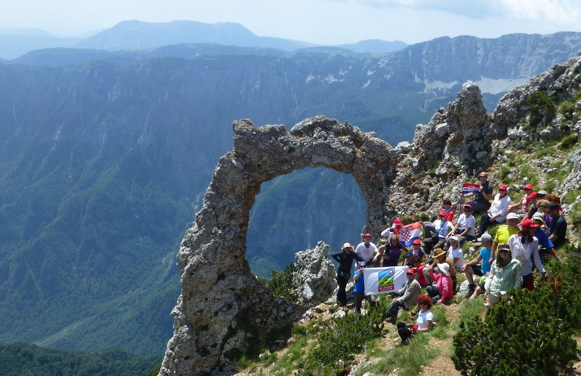 Kako smo postali hajduci - Bilogorski planinari na Hajdučkim vratima