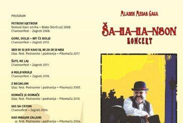 Gradski muzej Bjelovar – koncert Mladena Medaka Gage