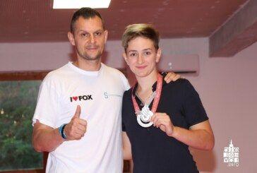 S Ljetnih olimpijskih igri, Sara Rajčević se vratila sa srebrom oko vrata