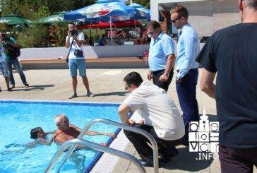 Još jedna uspješna sezona na velikogrđevačkim bazenima koje je do sada posjetilo 20 tisuća posjetitelja