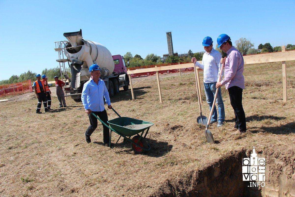 U Bjelovaru krenuli radovi na izgradnji kogeneracijskog postrojenja na biomasu vrijednog 92 milijuna kuna