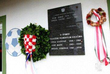 U Brezovcu održan Memorijalni turnir u nogometu, u spomen na poginule i tragično preminule igrače