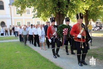 Bjelovar – Dan pobjede i domovinske zahvalnosti i Dan hrvatskih branitelja obilježen polaganjem vijenca i Svetom misom